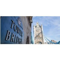 Thames Cruise + Tower Bridge for Two - Thames Gifts
