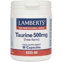 'Lamberts Taurine 500mg (60)