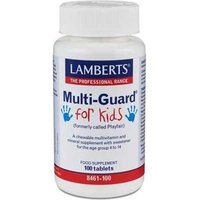 Lamberts Multiguard Kids Chewable Tablets (100)
