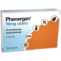 Phenergan Tablets 10mg (56 Tablets)
