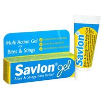Savlon Bites and Stings Pain Relief Gel 20g