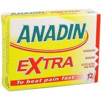 Anadin Extra Caplets (12)
