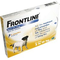 Frontline Spot On Dog 2-10kg 6