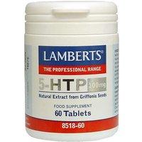 Lamberts 5-HTP 100mg (60)