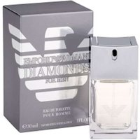 Image of Emporio Armani Diamond For Him EDT Spray 30ml Spray