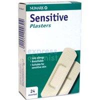 Numark Sensitive Plasters (24)