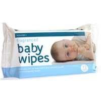 Numark FRAGRANCED Baby Wipes 72 (GREEN PACKET)