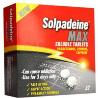 Solpadeine Max Soluble Tablets 32