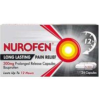 Nurofen Long Lasting Pain Relief Capsules 24