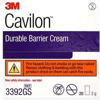 Cavilon Durable Barrier Cream 2g Sachets 20