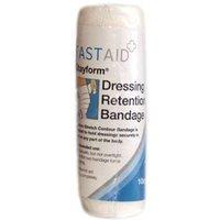 Fast Aid Stayform Dressing Retention Bandage 10cm x 4m