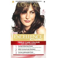 LOreal Excellence Natural Dark Brown 4