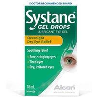 Systane Gel Drops Overnight Dry Eye Relief 10ml