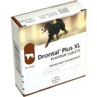 Drontal Plus Xl Flavour Tablets