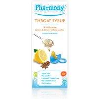Pharmony Throat Syrup 100ml