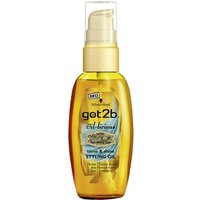 Schwarzkopf Got2b Oil-licious Tame and Shine Styling Oil 50ml
