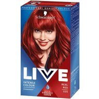 Schwarzkopf Live Intense Colour - Real Red 035
