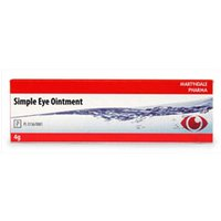 Simple Eye Ointment 4g