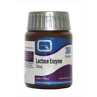 Quest Lactase Enzyme 200mg 30 tablets