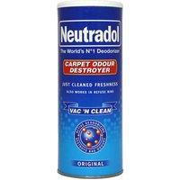 Neutradol Carpet Odour Destroyer Original Vac' N Clean 350g