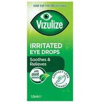 Vizulize Irritated Eye Drops 10ml