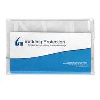 """Henleys Lightweight PVC Cot Sheet 35"""" x 23"""""""