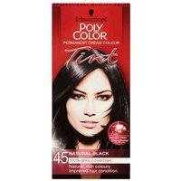 Schwarzkopf Poly Color Permanent Cream Colour  Tint  Natural Black 45 (1)