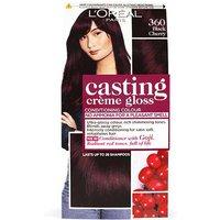 LOreal Casting Creme Gloss 360 Black Cherry