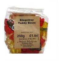 Michaels Wholefoods Kingsway Teddy Bears - 250g