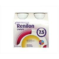 Nutrica Renilon 7.5 - Apricot Flavour - 4 x 125ml