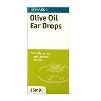 Numark Olive Oil Ear Drops 15ml