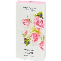 Yardley English Rose Triple Pack Soaps