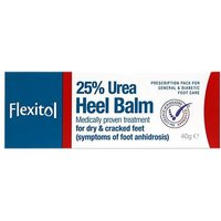 Flexitol 25% Urea Heel Balm 40g