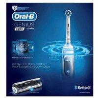 Oral-B Genius 9000 White Toothbrush