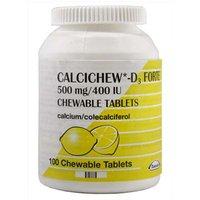 Calcichew D3 Forte Chewable Tablets 100