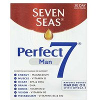 Seven Seas Perfect 7 Man Plus 30 day duo pack