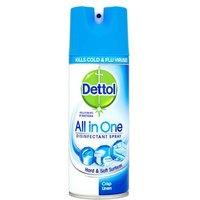 Dettol All in One Disinfectant Spray 400ml