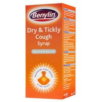 Benylin Dry & Tickly Cough Syrup 300ml