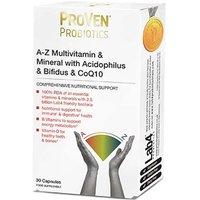 ProVen Probiotics A-Z Multivitamins & Minerals 30 Capsules