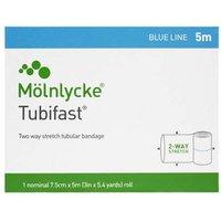 Tubifast Blue Line 2 Way Stretch Bandage 5 Metres