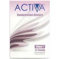 Activa Class 1 Thigh Length (C/T) Sand - Small