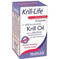 HealthAid Krill-Life 60 Capsules