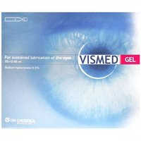 Vismed Lubricant Eye Gel 20