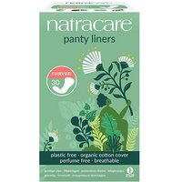 Natracare Curved Panty Liners 30