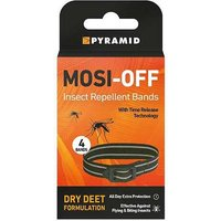 Pyramid Mosi-Off Insect Repellent Bands 4
