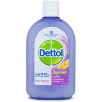 Dettol Disinfectant Liquid Lavender and Orange 500ml