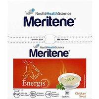 'Meritene Energis Chicken Soup 10 Sachets