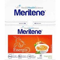 'Meritene Energis Vegetable Soup 10 Sachets