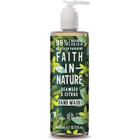 Faith In Nature Seaweed And Citrus Hand Wash 400ml