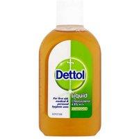 Dettol Liquid Antiseptic Disinfectant 125ml